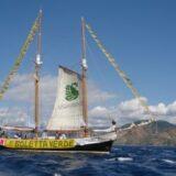La Goletta Verde di Legambiente arriva in Sardegna