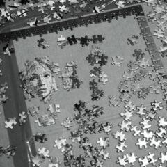 La vita è un po' come un puzzle