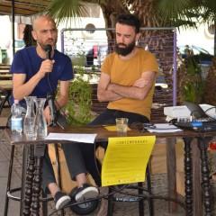 Conferenza stampa Contemporary. Oggi a Donori il festival dell'arte d'avanguardia