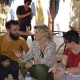 L'artista greca Evangelia Basdekis al Contemporary