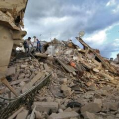 Colletta diocesana per le popolazioni del Centro Italia colpite dal terremoto