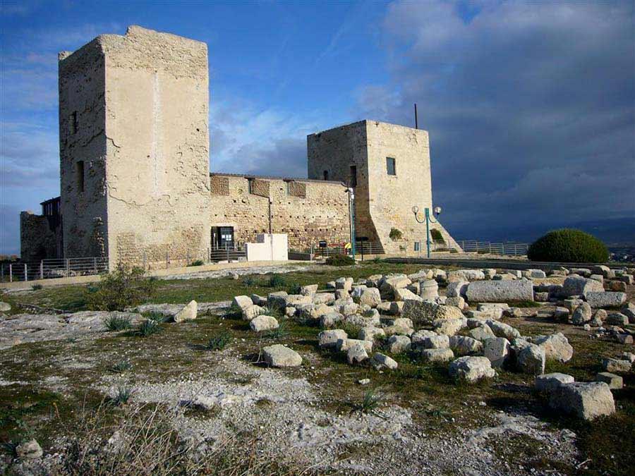 Castello-San-Michele-a-Cagliari-Sardegna