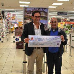 Il Gruppo ISA dona alla Caritas regionale 8mila euro in buoni spesa
