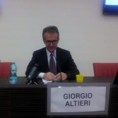Storie in Trasformazione. Giorgio Altieri