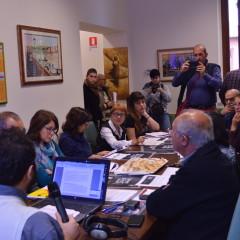 Conferenza stampa del Mese dei Diritti Umani