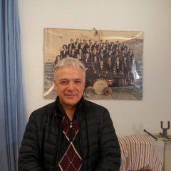 Bande musicali in Sardegna. Luca Mangini