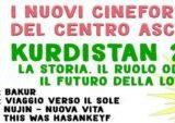 Parte il Cineforum Asce sul Kurdistan