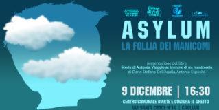 """L'Asarp presenta """"Storia di Antonia. Viaggio al termine di un manicomio"""""""