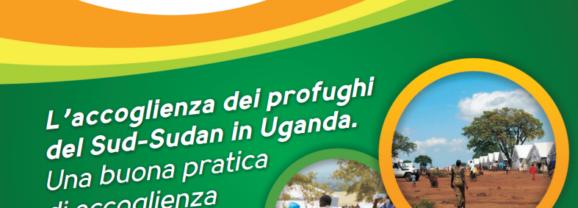 L'accoglienza dei profughi del Sud-Sudan in Uganda
