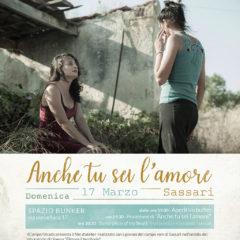 """Cinema e periferie: proiezione del film """"Anche tu sei l'amore"""""""