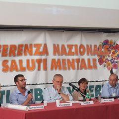 "Conferenza Regionale  ""Salute Mentale, Diritti Libertà Servizi"""