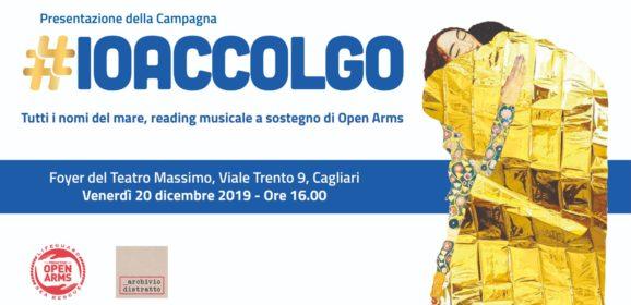 """A Cagliari parte la campagna """"Io Accolgo"""""""
