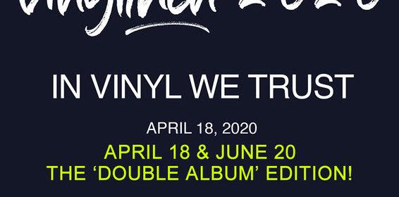 Unica Radio partecipa al Vinylthon 2020