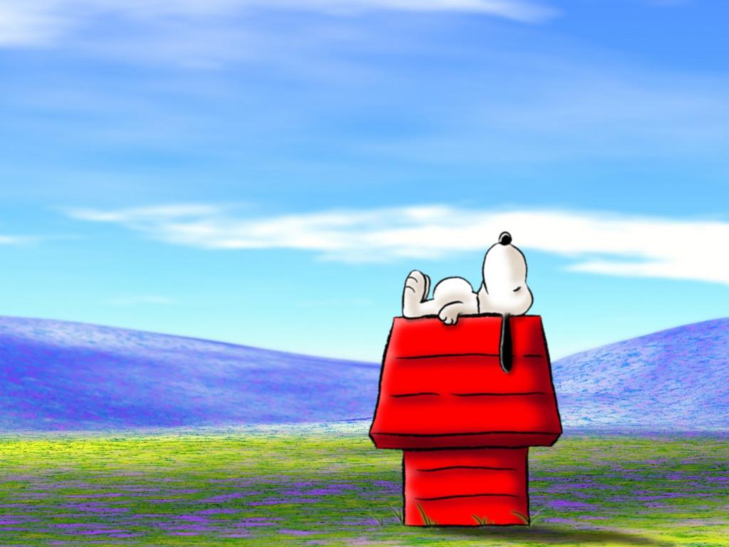 Snoopy al parco